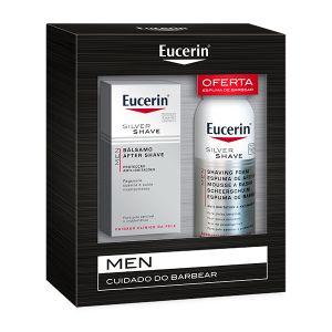 Eucerin Men Aftershave + Oferta Espuma De Barbear