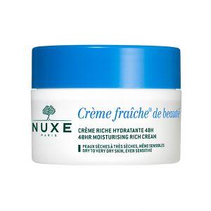 Nuxe Crème Fraîche De Beauté Creme Rico Hidratante 48H Antipoluição