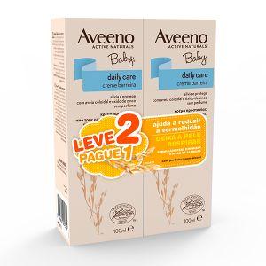 Aveeno Baby Creme Barreira - Duo