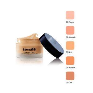 Sensilis Base Lifting Pele Madura Maquilhagem Crema