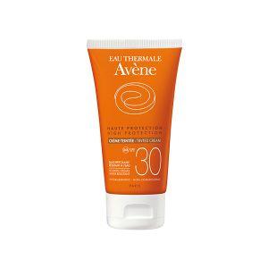 Avène Solar Creme (FPS 30) Com Cor