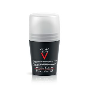 Vichy Homme Roll-On Extreme Control 72H
