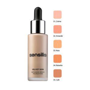Sensilis Base Anti-Idade Velvet Skin