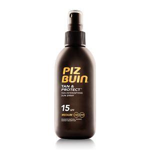 Piz Buin Tan & Protect FPS15 Spray Solar Intensificador De Bronzeado
