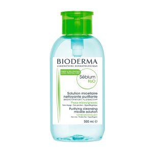 Bioderma Sébium Solução Micelar Pump Rev