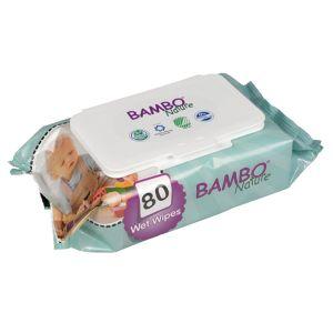 Bambo Nature Toalhitas Sem Perfume