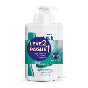 Lutsine Xeramance Loção Hidratante Leve 2 Pague 1