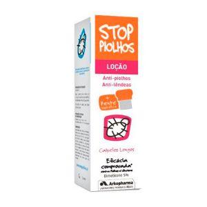 Stop Piolhos Loção Antiparasitária Com Pente