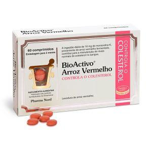 Bioactivo Arroz Vermelho Comprimidos