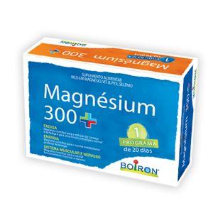 MAGNESIUM 300+ COMPRIMIDOS