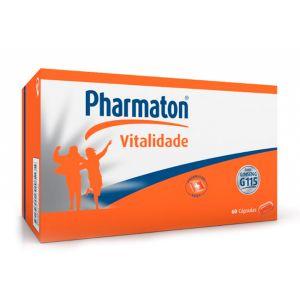 Pharmaton Vitalidade Cápsulas