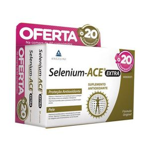 Selenium Ace Extra Comprimidos (Oferta +20Cp)