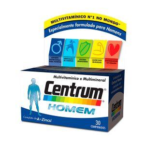 Centrum Homem Comprimidos