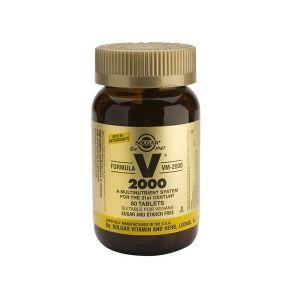 Solgar Vm 2000 Comprimidos