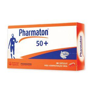 PHARMATON 50+ CÁPSULAS MOLES
