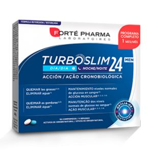 Turboslim 24 Men Comprimidos