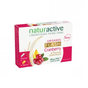Naturactive Urisanol Flash