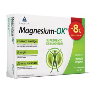 Magnesium Ok Comprimidos
