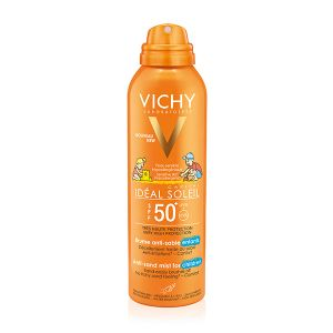 Vichy Idéal Soleil Criança Bruma Antiareia FPS 50