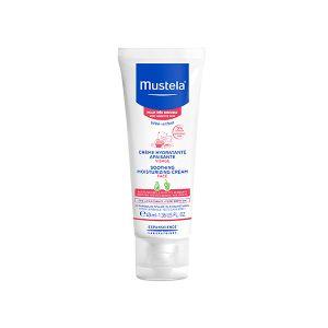 Mustela Bebé Creme Hidratante Calmante Rosto (Sem Perfume)