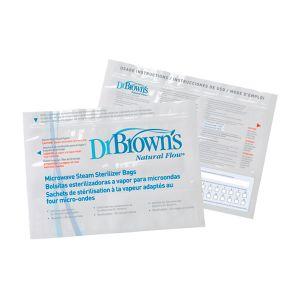 Dr. Brown'S Bolsas Esterilização De Micro-Ondas