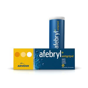 Afebryl Comprimidos Efervescentes