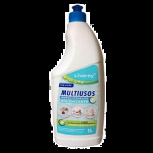 Liverny Higienizante Multiusos Hidroalcohólico