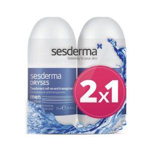 Sesderma Dryses Desodorizante Homem Duo