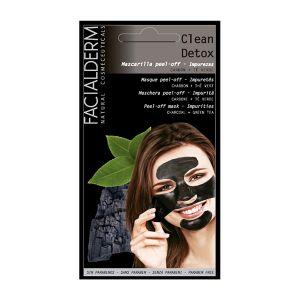 Facialderm Máscara Peel-Off