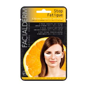 Facialderm Patch Intensivos Antifadiga