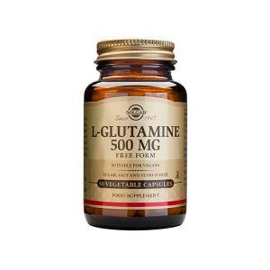 Solgar L-Glutamina 500Mg Cápsulas