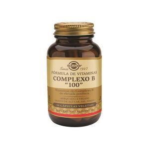 Solgar Vitaminas Complexo B ''100'' Cápsulas
