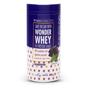 Goldnutrition Wonder Choc-Mint - Fit Protein Shake