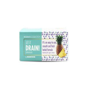 Goldnutrition Let it Drain! Pineapple - Drainer