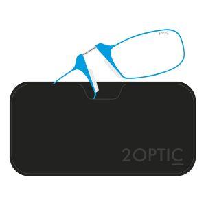 2Optic Óculos Telemóvel Azul