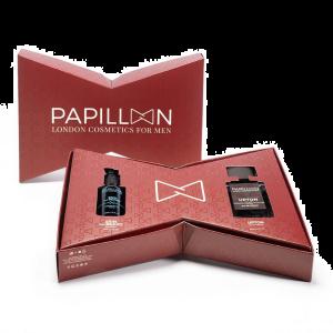 Papillon Coffret Serum & Upton Eau Parfum