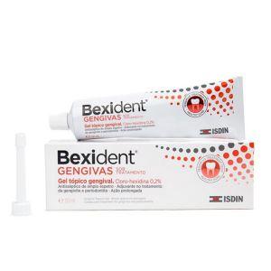 Bexident Gengivas Sob Tratamento Gel Tópico Gengival  Cloro-Hexidina 0,2% (50 ml)