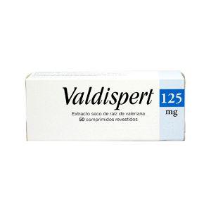 Valdispert 125Mg - 50 Comprimidos