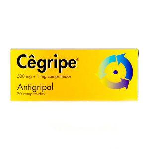 Cêgripe 500/1 Mg Comprimidos