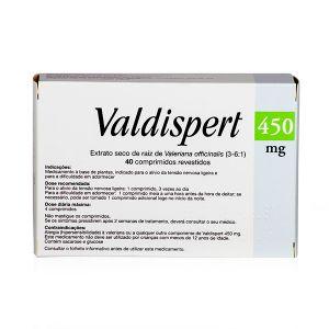 Valdispert 450Mg - 40 Comprimidos