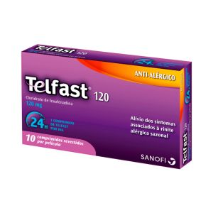 Telfast 120Mg