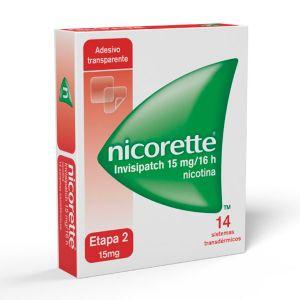 Nicorette Invisipatch 15 Mg/16 H Sistema Transdérmico