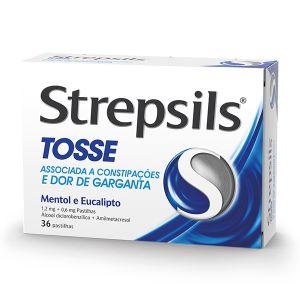 Strepsils Tosse
