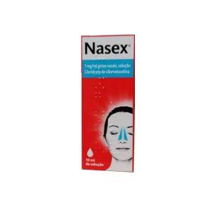 Nasex Adulto Gotas Nasais 10 mL