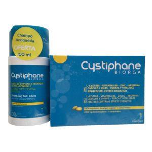 Cystiphane Biorga Comprimidos +  Champô