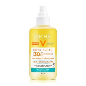 Vichy Idéal Soleil Água Protetora Hidratante FPS 30