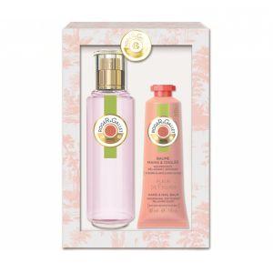 Roger & Gallet Fleur De Figuier Água Perfumada + Creme De Mãos
