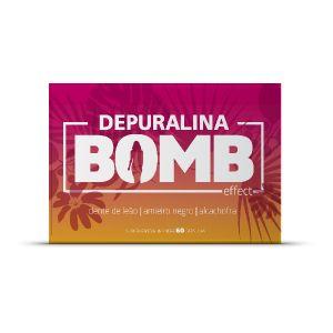 Depuralina Bomb Effect Cápsulas