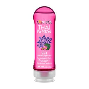 Control Gel Massagem Thai Passion