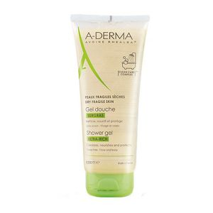 A-Derma Gel Duche Ultra Rico 100ml